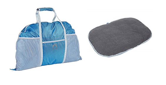Lightspeed Outdoors Fold and Go Travel Pet Bed