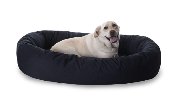 Bagel Dog Bed by Majestic Pet Products best dog bed