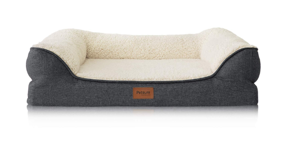 Petsure Orthopedic Dog Bed beds for medium-sized dogs