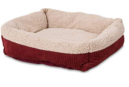 Aspen heated dog bed, Remove term: Best Calming Beds for Dogs Best Calming Beds for Dogs