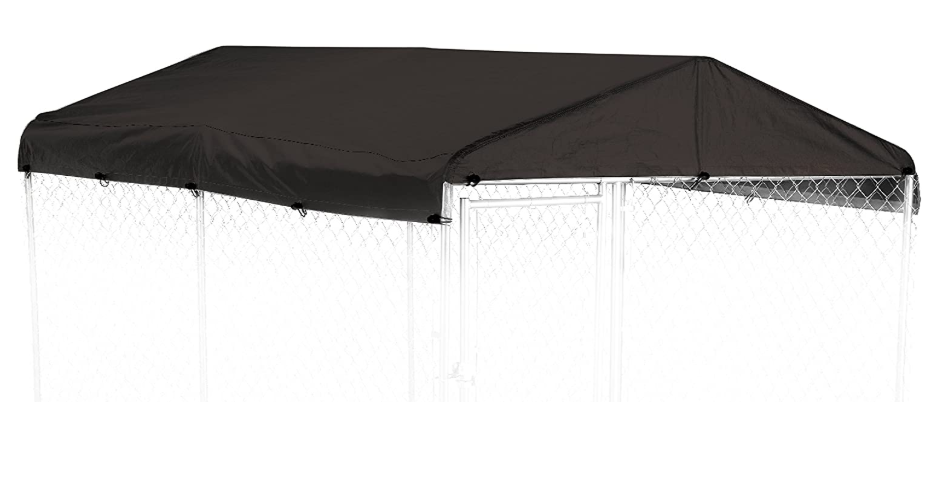 Shade Covers for Dog Kennels
