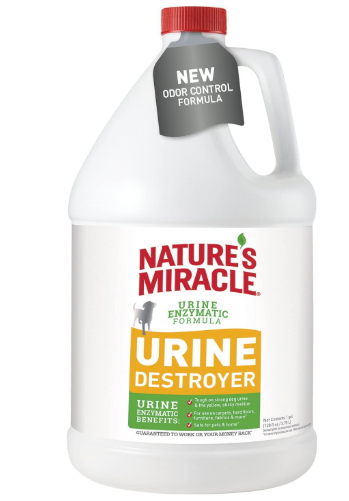 Best enzyme cleaners for dog urine
