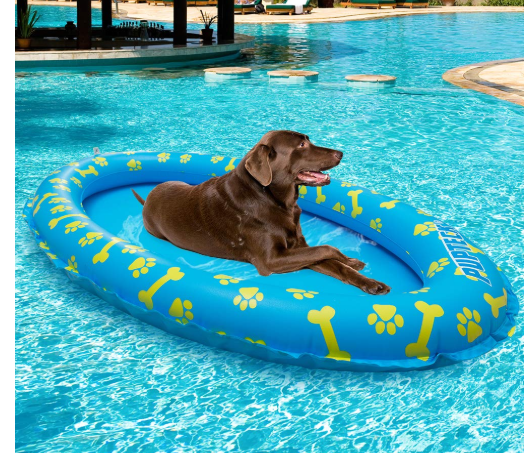 Dog Rafts for lakes rivers and pools