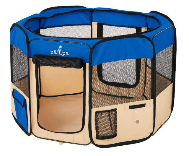 Outdoor Portable Dog Fences for Camping