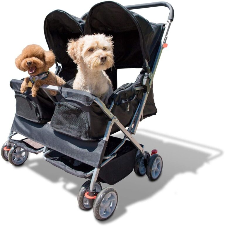 Best Dog and Baby Stroller Combo-