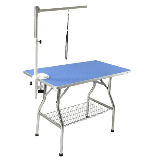 Best Small Dog Grooming Tables