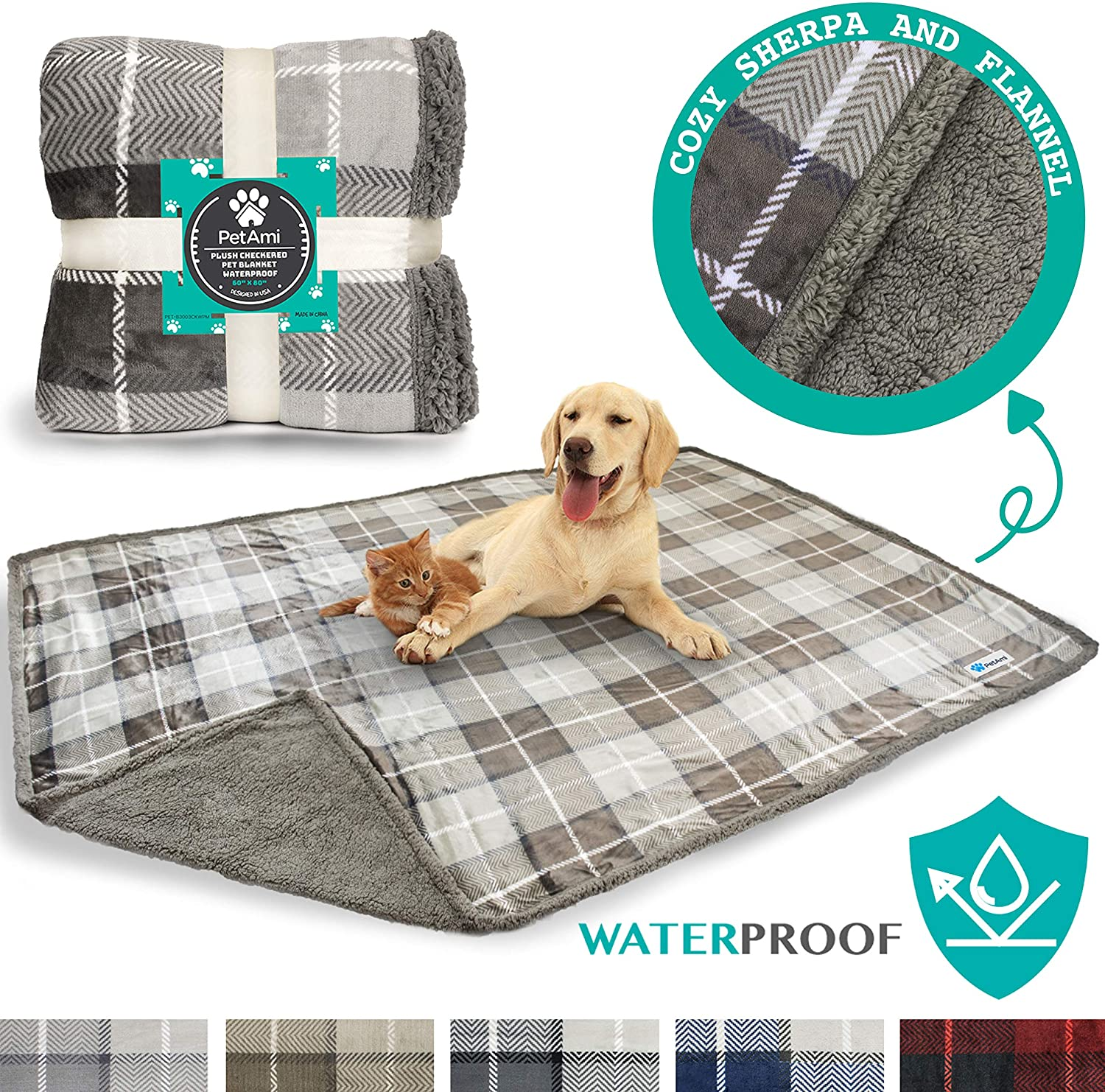 best waterproof blankets for dogs